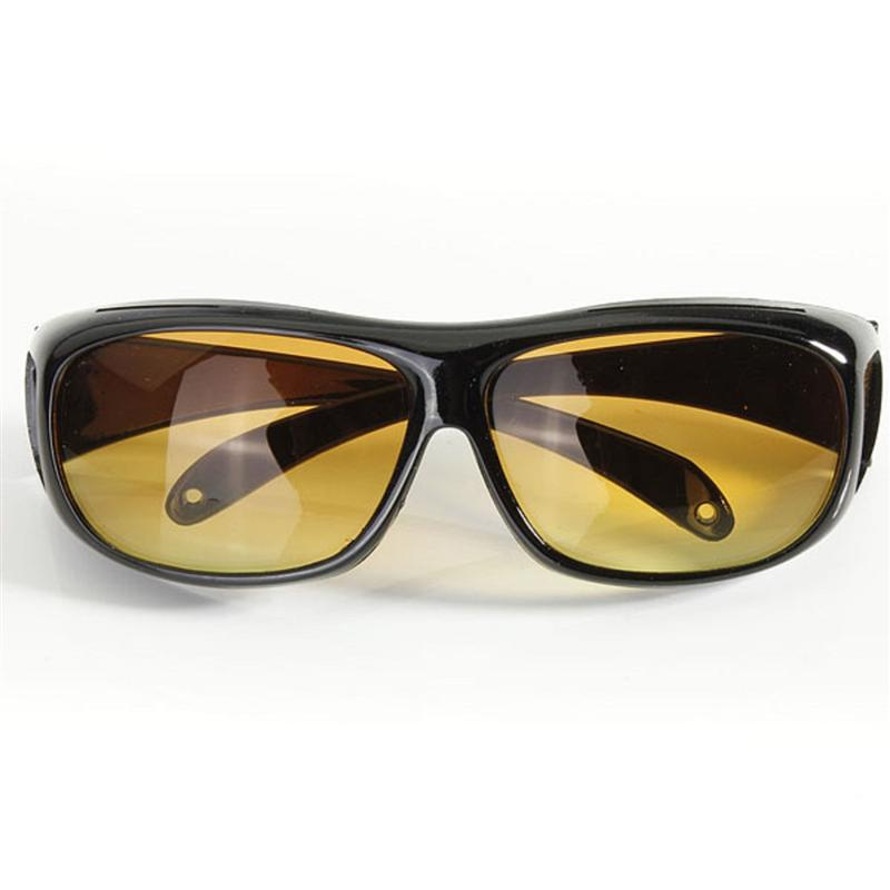 9b90f84747 Nuevos lentes HD gafas de sol Unisex protección UV visión nocturna ...