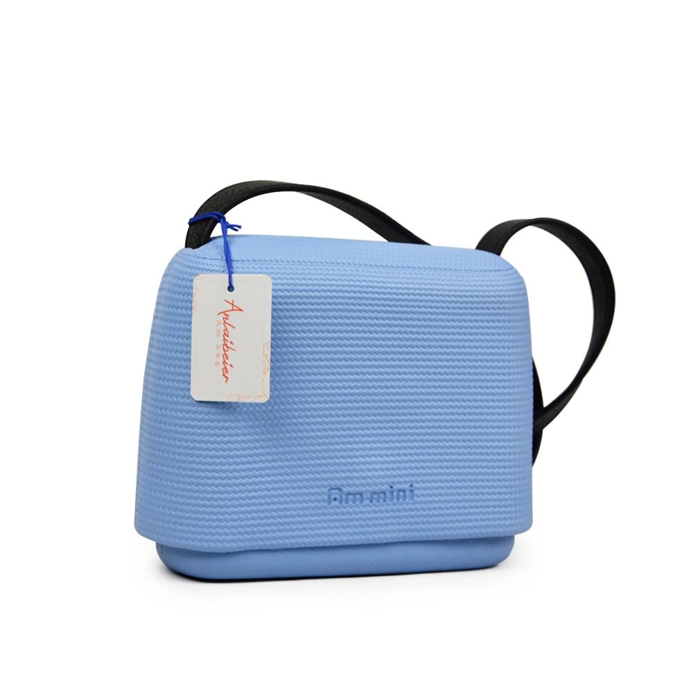 da22327325b3 Crego сумки конструкторы из каучука каучуковые сумки Crego · Anlaibeier  цельнокроеное платье Am карманный ремень для Am мини
