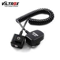 Viltrox OC E3 1M TTL Off Camera Flash Hot Shoe Sync Cable Cord For Canon 1200D