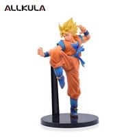 2 Styles 25CM Anime Dragon Ball Super Saiyan Goku Kakarotto Toys Kids Gift PVC Action Figure