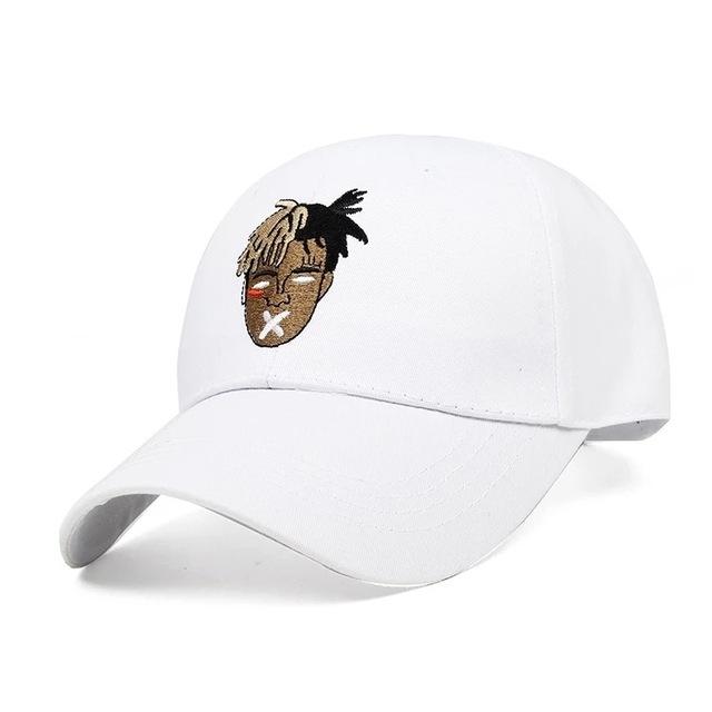xxxtentacion Dreadlocks Snapback Cap For Men Women Hip Hop Dad Hat Baseball Cap