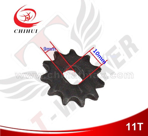 Image 4 - Electric Scooter Front Chain Sprocket  T8F 11Teeth Electric Motor Sprocket  Electric Scooter Motor Pinion-in Scooter Parts & Accessories from Sports & Entertainment