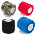 Tattoo accesories  Tattoo Grips Cover 4PCS Bandage Tattoo Grip Cover 5CM Mixed Magic Bandage Grip Cover For Tattoo Grip Tubes