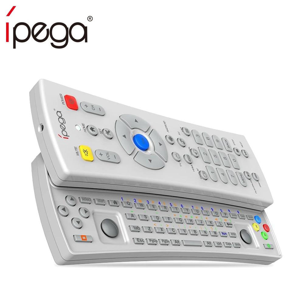 цена на iPega PG-9072 PG 9072 Multi-function Controller Wireless Bluetooth 4.0 Gaming Keyboard Gamepad for iOS Xiaomi Smart TV PC Phone