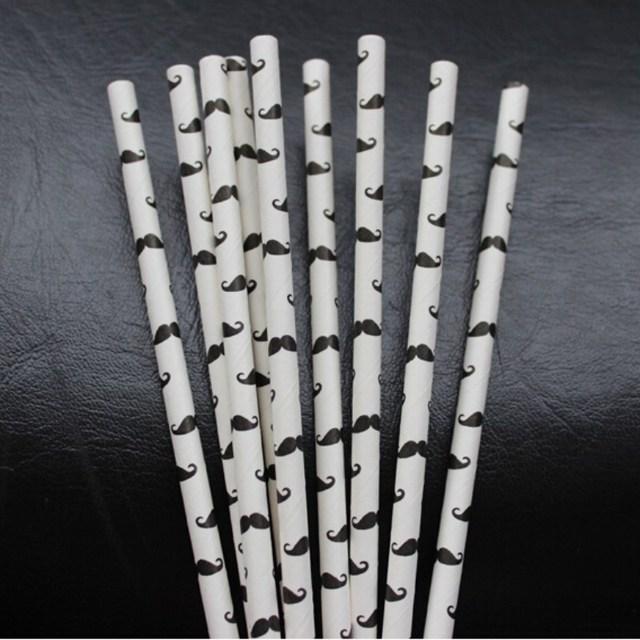 Funny Design Straws