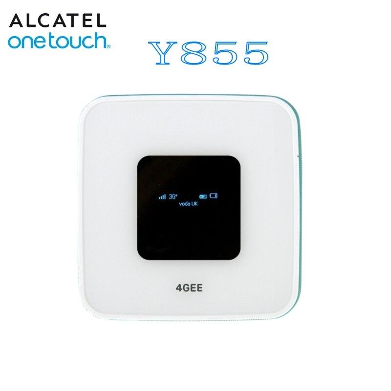 Débloqué 4G Modem Alcatel One Touch Y855 150 Mbps lte 4G MiFi routeur LTE 4g dongle sans fil poche hotspot mobile