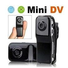 Видео Audio Recorder Черный MD80 Горячая Ультра популярных спортивных мини Камера DV DVR 720 P HD видеорегистратор + держатель + Зажим для Открытый Туризм велосипед