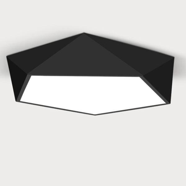 Ausdrucksvoll Geomentry Moderne Führte Deckenleuchten Leuchten Für Wohnzimmer Acryl Eisen Küche Beleuchtung Led Lampe Lustre Schlafzimmer
