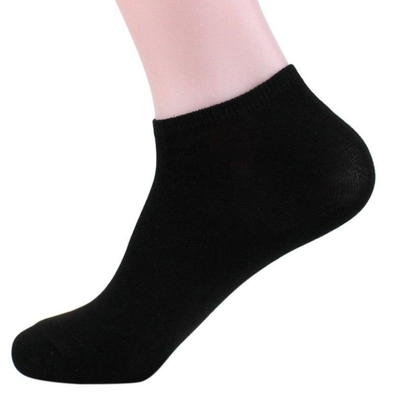NEW 2018 Mens Socks 9 88 Low Show Black Socks Cool Elastic Cotton Socks TZX 01 TZX 04
