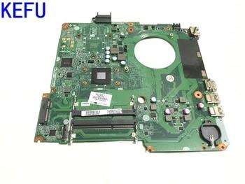 KEFU, Voorraad, 737141-501 DA0U93MB6D0 REV: D Laptop Moederbord Voor HP Pavilion 15-N NOTEBOOK, MET PROCESSOR (gekwalificeerde Ok)
