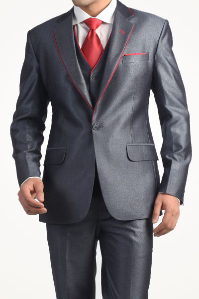 Popular Shiny Gray Suit-Buy Cheap Shiny Gray Suit lots from China ...