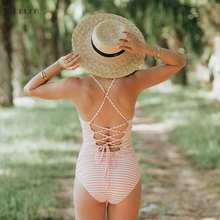One Piece Print Bodysuit Crochet Bandage