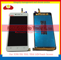 "High Quality 4.7"" For VIVO Y31 Y31L Y31A Lcd Display Touch Screen Digitizer Sensor Assembly Complete White+Tracking Code"