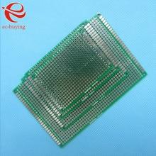 4 шт./лот 6x8 7x9 8x12 5x7 см двойная сторона Прототип PCB Медь универсальная доска Экспериментальная плата для разработок