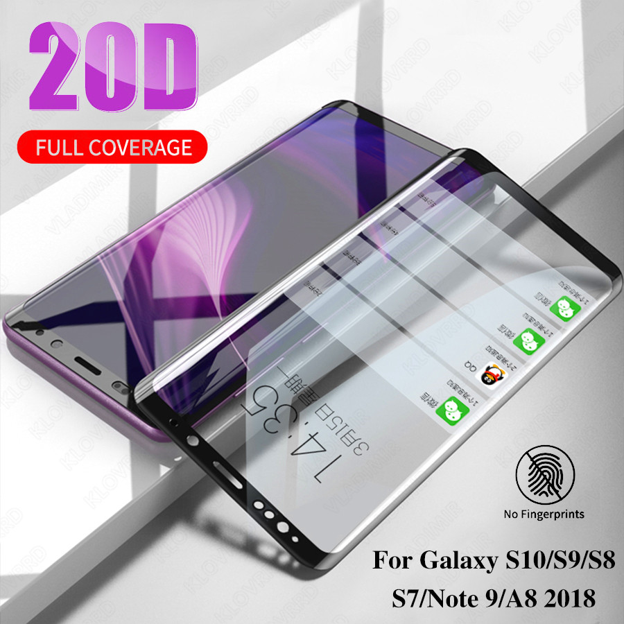 MicroData 2pcs/lot Front+Back 3D Full Cover color plating Screen Protector For Samsung Galaxy S8 /Plus soft PET Film (Not Glass)