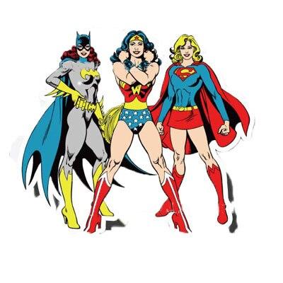 20pcslot Wonder Woman Super Woman Bat Woman Logo Car Body Film
