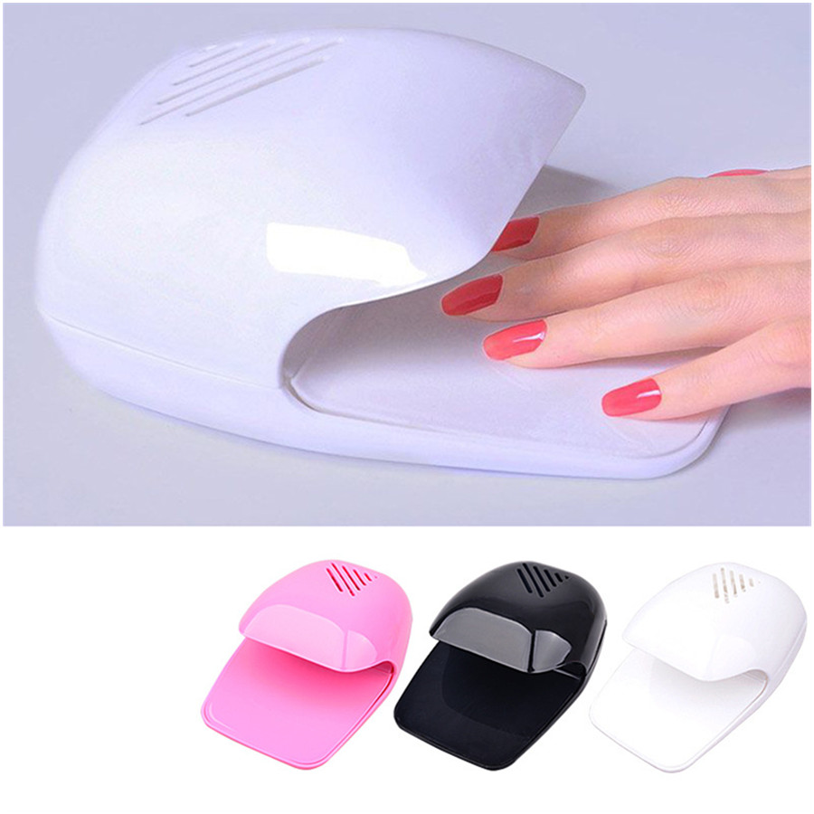 Hot Sale Professional Nail Polish Dryer for Nail Art Tool 2X AA ...