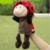 Mariquita Juguetes Brinquedos Boneca Brinquedo De Cabelo Bebe Menina Marionetas Unissex Brinquedos Animais Da Floresta Títeres de Guante
