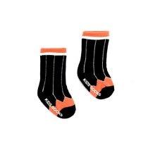 6dc6ea5f1 1 Pair Kids Cute Soft Cotton Striped Baby Sock Toddler Girl Boy Pencil  Pattern Knee Socks