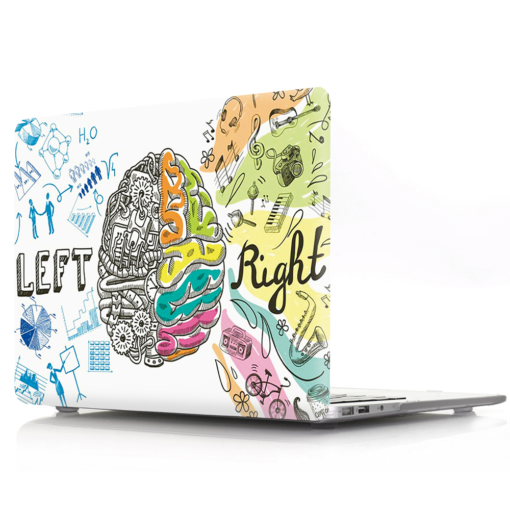 Brain Painting Case for MacBook 162