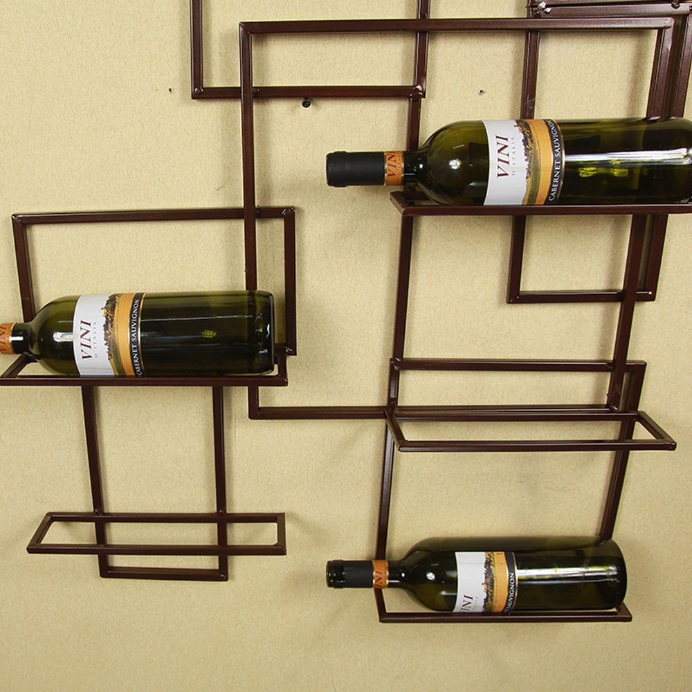 Fine Wine Wall Rack Decor Ideas - The Wall Art Decorations ...