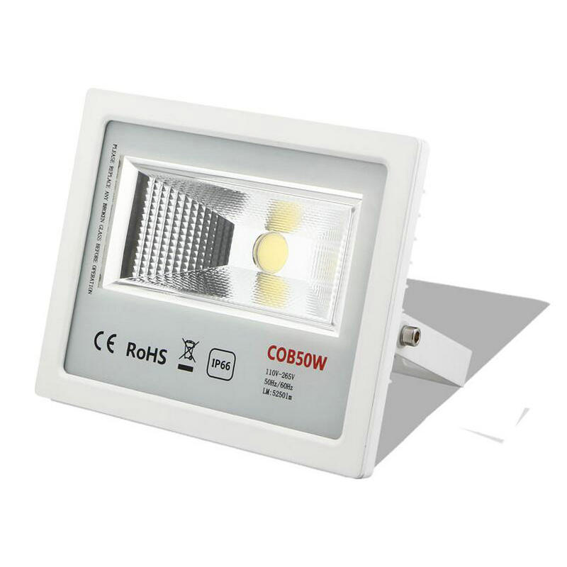 LED Flood Light 10W 20w 30w 50w waterproof IP65 AC 85~265V LED Floodlight luminaire light Spotlight Outdoor street Lamp