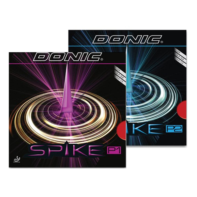 Donic Spike P1 P2 Table Tennis Rubber Pimples Out Long Pimples With Ping  Pong Sponge Tenis 3bc4ec84c4e7d