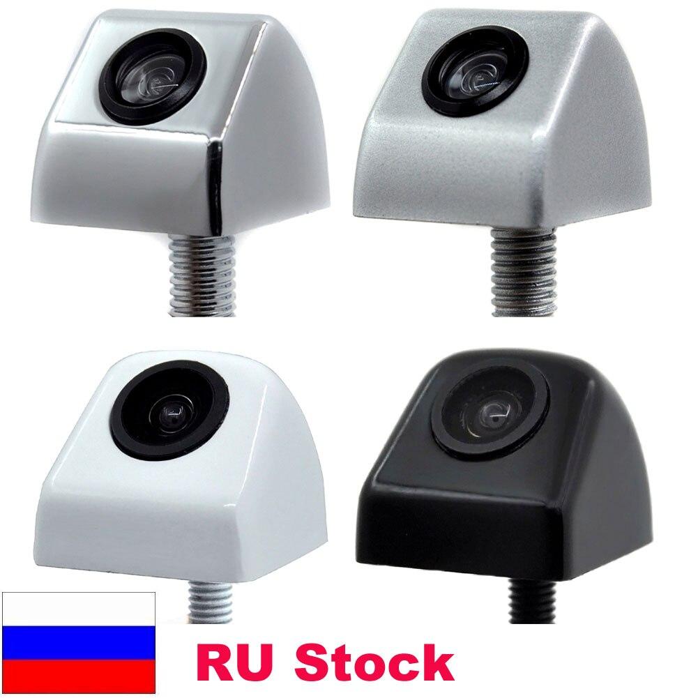 Fábrica que vende CCD HD retrovisor visión nocturna impermeable de 170 grados gran angular luxur cámara de visión trasera del coche que invierte la cámara de reserva