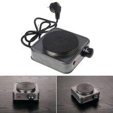 Mini cuisinière électrique café thé chauffe plaque 500W multifonctionnel appareil ménager Kit EU plug