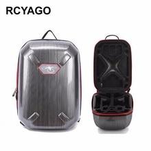RCYAGO Brand DJI Drone Bag for Phantom 3 Phantom 4 PC Material Hardshell Backpack Drone Storage Package Waterproof Backpack