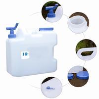 야외 캠핑 자체 운전 투어 버킷 자동차 홈 음주 양동이 물 컨테이너 스토리지 버킷 생존 하이킹을위한 리프팅 가방
