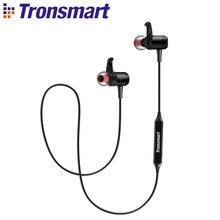Tronsmart Encore S1 Bluetooth наушники беспроводные наушники apt-X DSP IPX34 водонепроницаемость для геймера игровой Спорт MP3