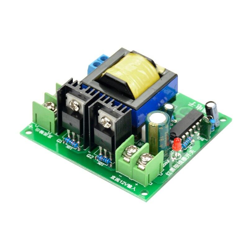 SUNYIMA DC-AC Konverter 12V zu 110V 200V 220V 280V AC 150W Inverter Boost Board transformator Power