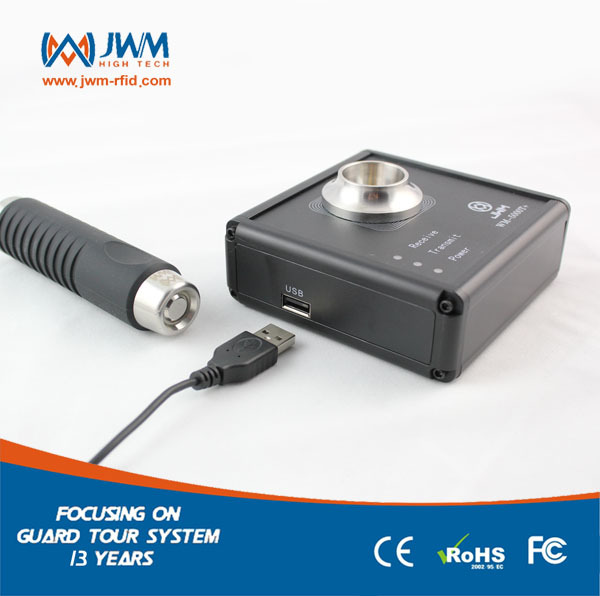 Download Station For WM-5000E2, Guard Tour System.
