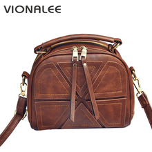 2017 Woman Messenger Bags Small For Ladies Brand Bag Tote Vintage Shoulder Crossbody Bag For Women