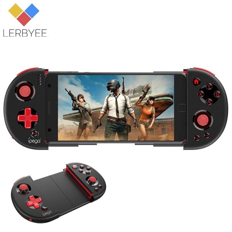 2018 ใหม่บลูทู ธ Android Wireless Gamepad PG-9087 - เกมและอุปกรณ์เสริม