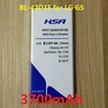 3700mAh BL-42D1F Mobile Phone Battery Use for LG G5 H868 H860N H860 F700K H850 H830 H820 VS987