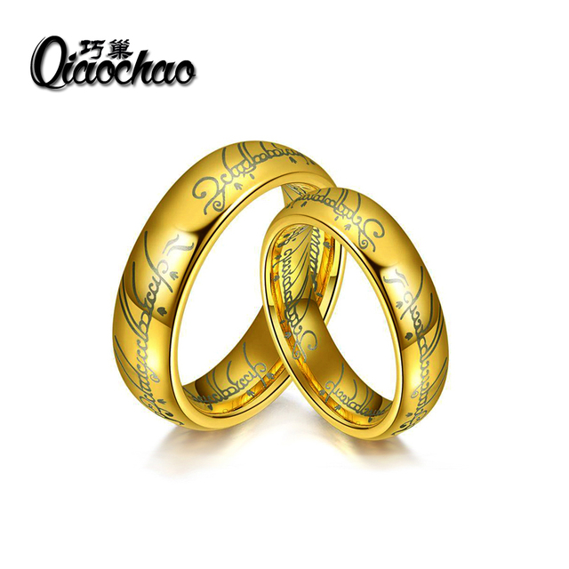 size6 10 One Ring of power the Lord of rings women finger wedding