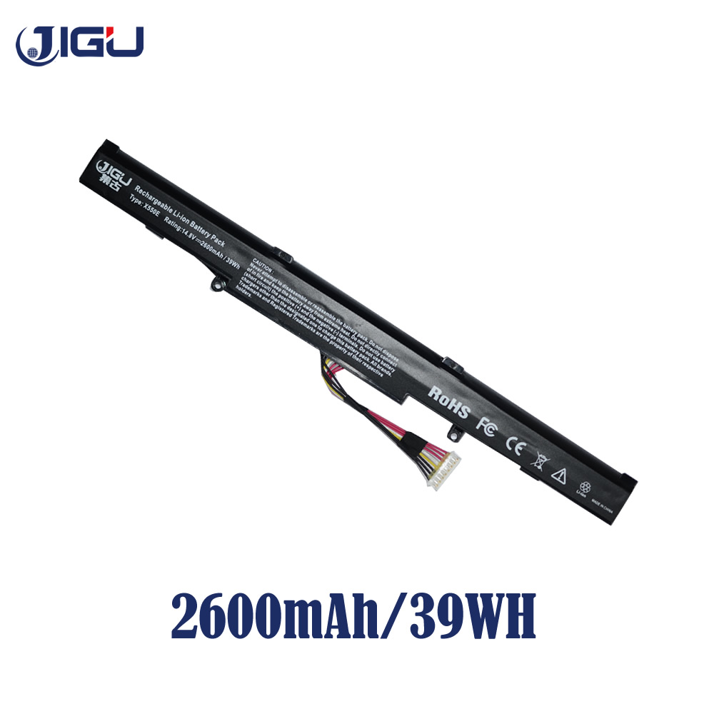Image 3 - JIGU Laptop Battery A41 X550E F450E R752MA K550E X751MA X751MD X751MJ FOR ASUS-in Laptop Batteries from Computer & Office