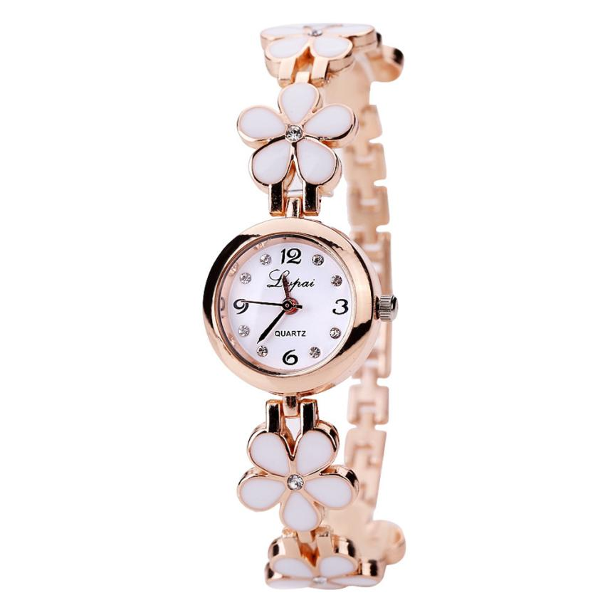 LVPAI Bracelet Watch Relogio Feminino Watch Women Fashion Montre Femme Women Watches Quartz Watch Wristwatches Top