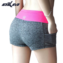 Casualquick-drying elasticity cool shorts summer colors fashion women