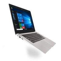 Ультратонкий ноутбук PC 1366 дюймов нетбук 768 14,1 P дисплей пиксель 2 ГБ + 32 ГБ для Windows10