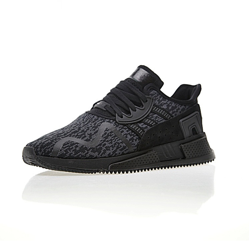 official photos 0434d b220e US $95.88 49% OFF|Original New Arrival Official Adidas EQT Cushion ADV  Men's All/Black Running Shoes Sport Outdoor Sneakers Good Quality BY9507-in  ...