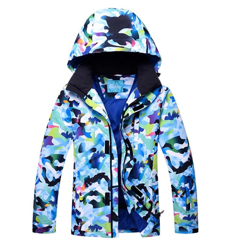 Men Ski Jacket Sport Jacket Snowboard Coat Windproof Waterproof Super Warm Clothing Skiing Snowboard Jacket Thermal Jacket New fl ski gloves snowboard