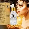 30 ml 24 k Pure Gold Foil Essence Ácido Hialurônico Líquido Creme de Clareamento Hidratante Anti-Envelhecimento Da Pele Tratamento Facial Creme cuidado