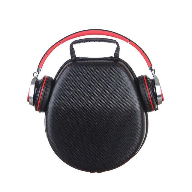 High Quality Electronic Case Hard Headphone Bag For Sony,Bluedio,JVC Headset Package Travel organize Shockproof Bag Portatil Hot