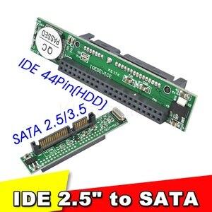 Image 5 - Kebidu IDE 44 Pin 2.5 Inch Đến Sata PC Adapter Chuyển Đổi 1.5Gbs Hỗ Trợ ATA 133 100 HDD CD DVD Nối Tiếp đĩa Cứng Bán Buôn