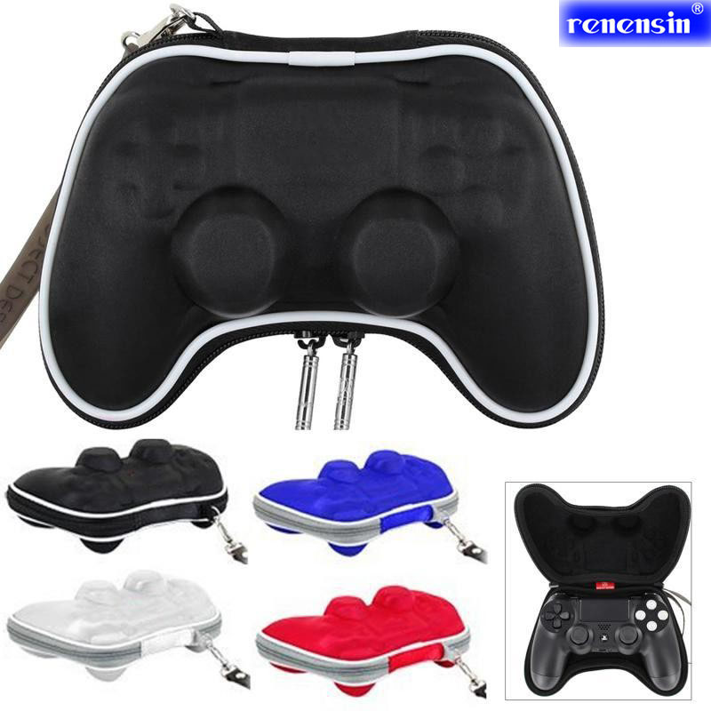 Gamepad Travel Carry Pouch Case Carrying Bag For Sony Playstation Play Station PS 4 PS4 Controller Joystick Joypad Accessories
