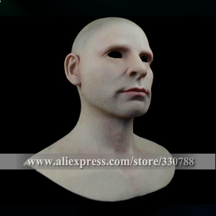 [SF-N5] высококачественные мужские маскарадные маски, Силиконовые Реалистичные Маски для вечеринки helloween