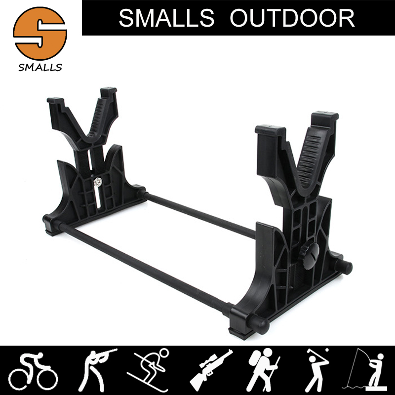 tactical ar 15 accessories Plastic rifle display shelf Adjustable rifle stand 20cm for hunting shooting SMS2333 image